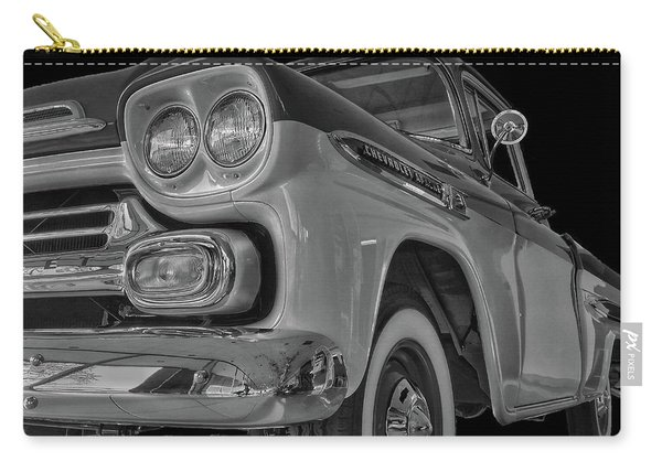 1959 Chevrolet Apache - Bw Carry-all Pouch