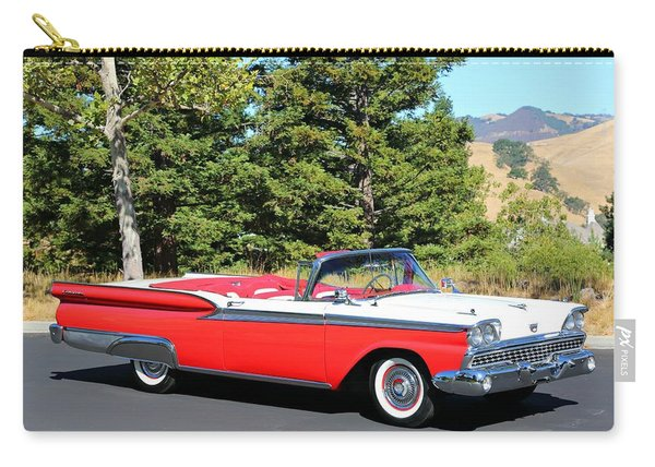 1959 Ford Fairlane 500 Carry-all Pouch
