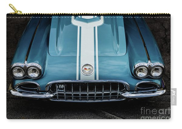 1960 Corvette Carry-all Pouch