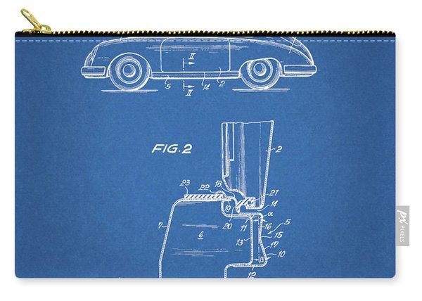 1962 Porsche Body Carry-all Pouch