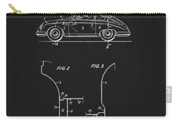 1962 Porsche Patent Carry-all Pouch