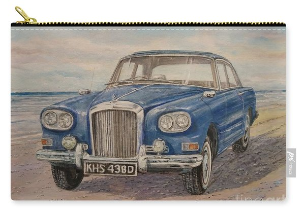 1963 Bentley Continental S3 Coupe Carry-all Pouch