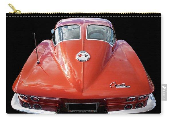 1963 Corvette Stingray Split Window Rear Carry-all Pouch