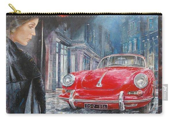 1964 Porsche 356 Coupe Carry-all Pouch