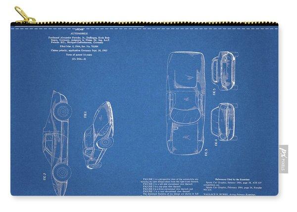 1964 Porsche Body Carry-all Pouch