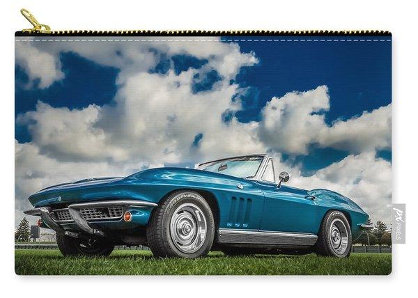 1966 Corvette Stingray  Carry-all Pouch