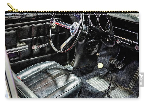 1966 Yenko Stinger  V2 Carry-all Pouch