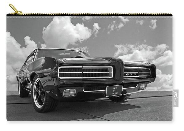 1969 Pontiac Gto The Goat Carry-all Pouch