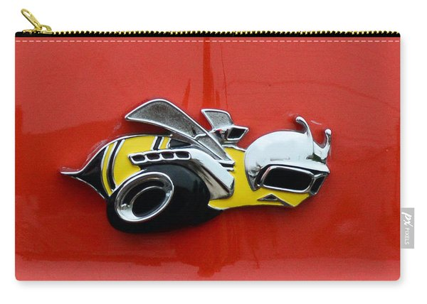 1970 Dodge Super Bee Emblem Carry-all Pouch