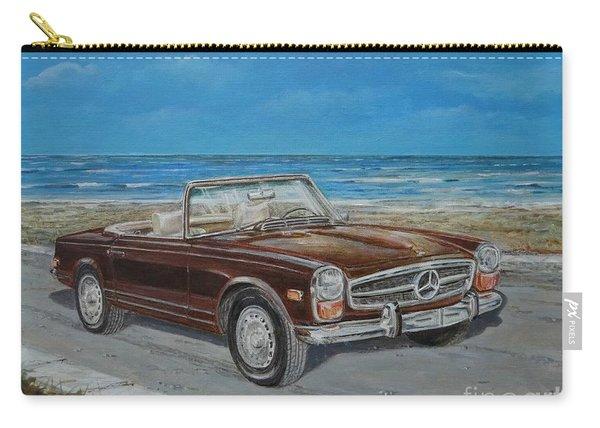 1970 Mercedes Benz 280 Sl Pagoda Carry-all Pouch
