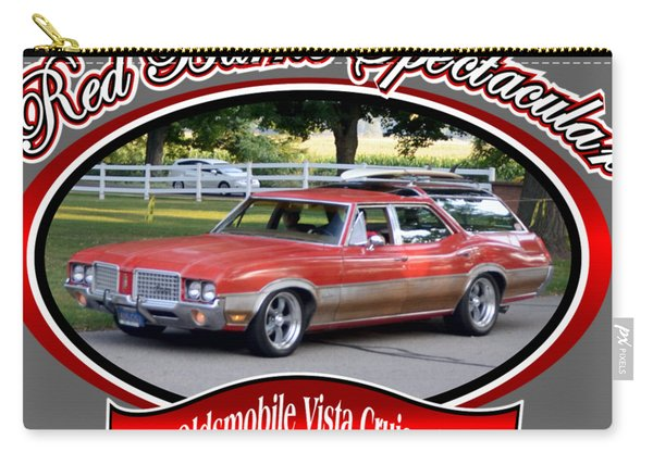 1972 Oldsmobile Vista Cruiser Wagon Bundy Carry-all Pouch