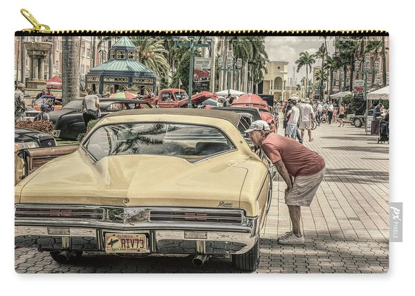 1973 Buick Riviera Carry-all Pouch