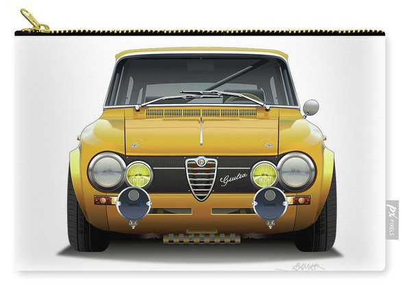 1974 Alfa Romeo Giulia Carry-all Pouch