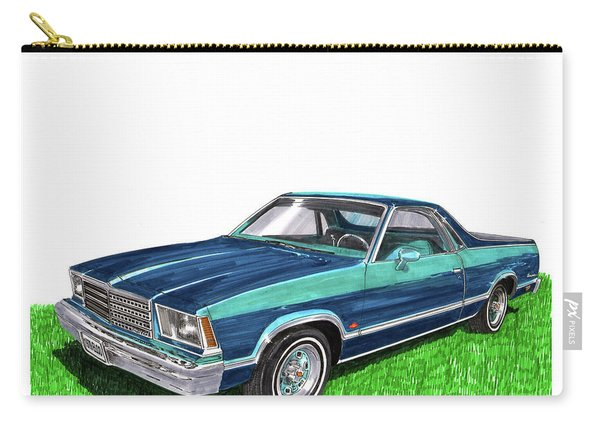 1979 Chevrolet El Camino Carry-all Pouch