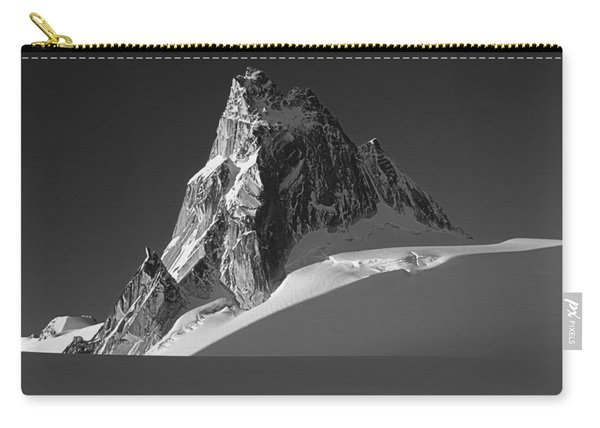1m2716-bw Sunrise On Pigeon Spire Carry-all Pouch