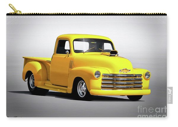 1953 Chevrolet 3100 Stepside Pickup Carry-all Pouch