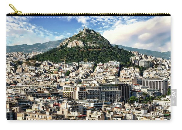 Athens Panorama Carry-all Pouch