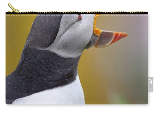 Atlantic Puffin - Scotland Carry-all Pouch