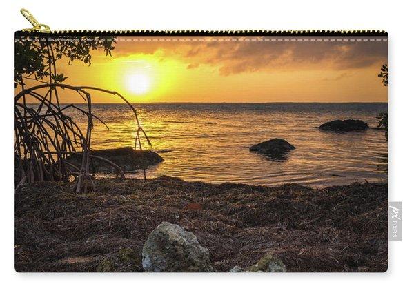 Bahia Honda Sunset Carry-all Pouch