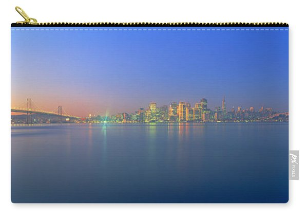 Bay Bridge & San Francisco Carry-all Pouch