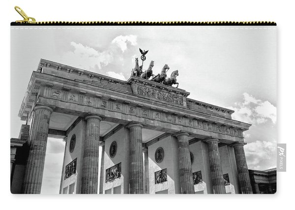 Brandenburg Gate - Berlin Carry-all Pouch