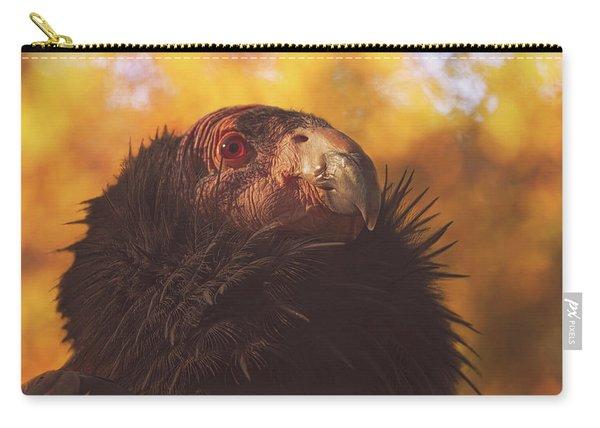 California Condor Carry-all Pouch