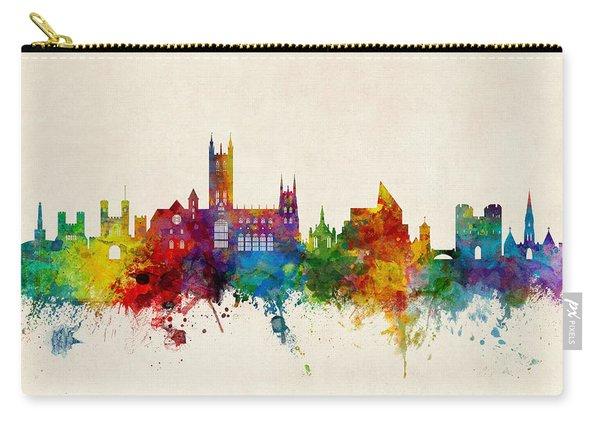 Canterbury England Skyline Carry-all Pouch