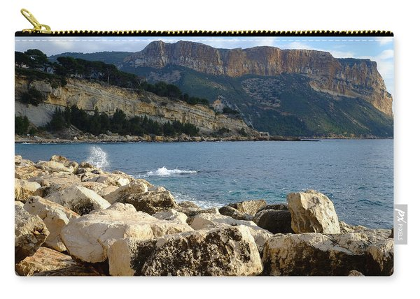 Cap Canaille Cassis Carry-all Pouch