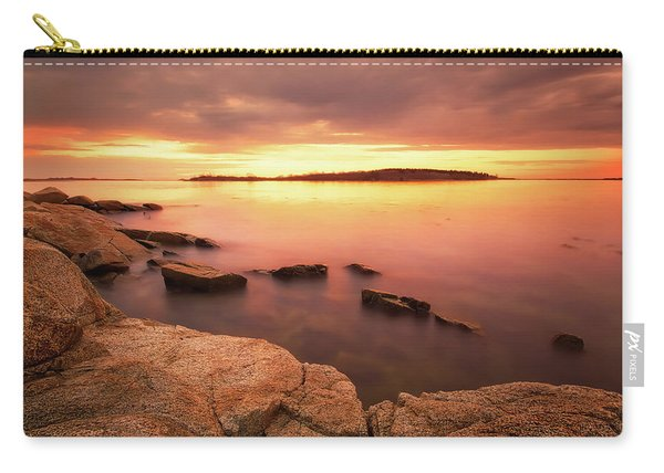 Cape Porpoise Carry-all Pouch
