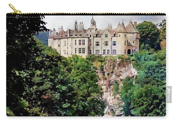 Chateau De Walzin - Belgium Carry-all Pouch