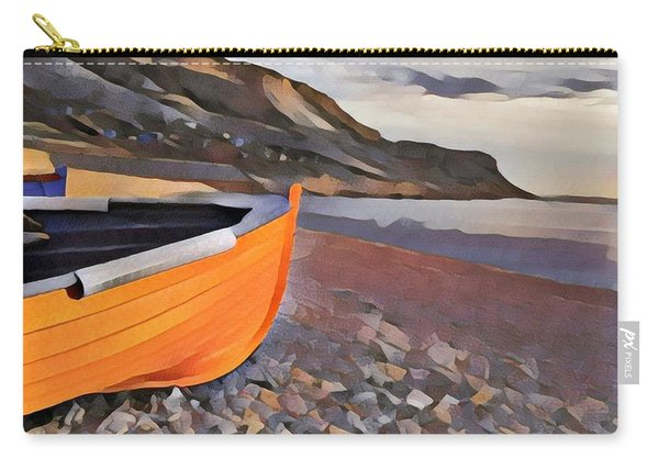 Chesil Beach Carry-all Pouch
