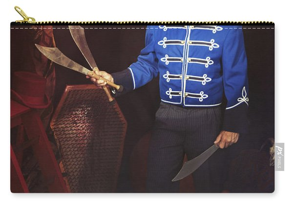 Circus Performer Carry-all Pouch