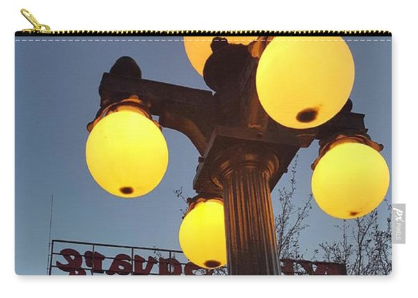Colors Of Ybor City Carry-all Pouch