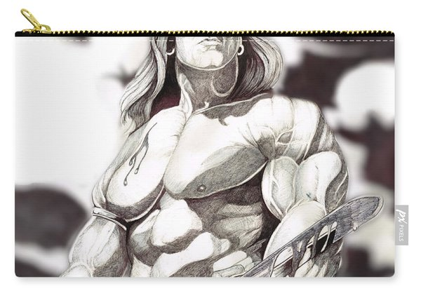 Conan The Barbarian Carry-all Pouch