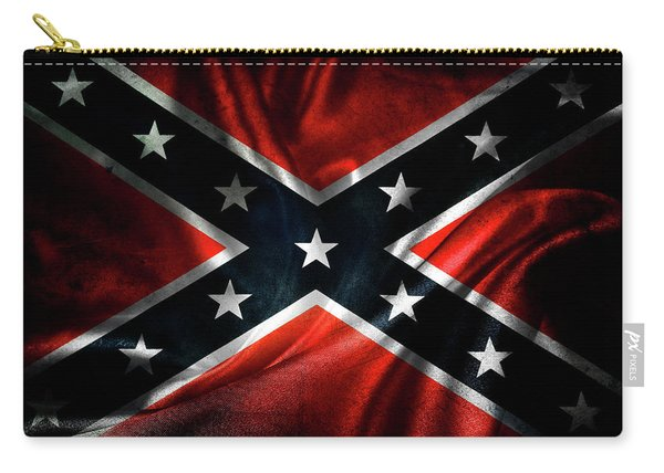 Confederate Flag 19 Carry-all Pouch