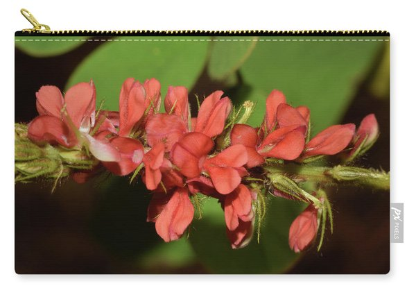 Creeping Indigo - Indigofera Spicata Carry-all Pouch