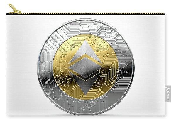 Cryptocurrency Physical Coin Carry-all Pouch