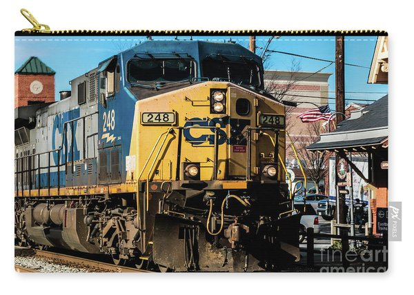 Csx Engine Gaithersburg Maryland Carry-all Pouch
