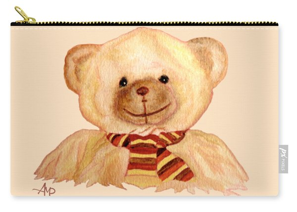 Cuddly Bear Carry-all Pouch