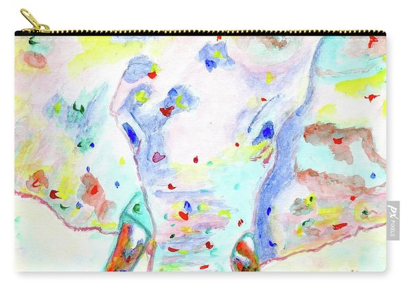 Elephant Strong Carry-all Pouch
