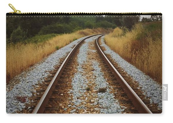 Empty Railway Carry-all Pouch