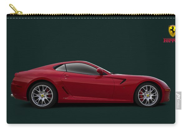 Ferrari 599 Gtb Carry-all Pouch