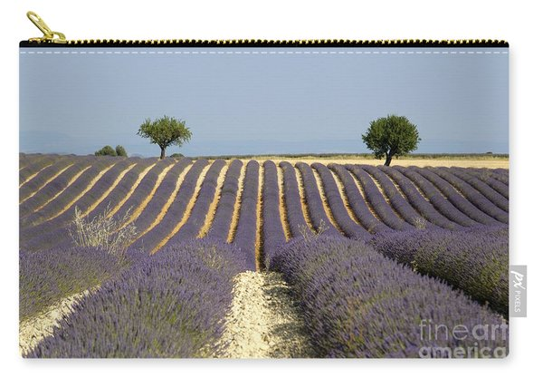 Field Of Lavender. Provence Carry-all Pouch