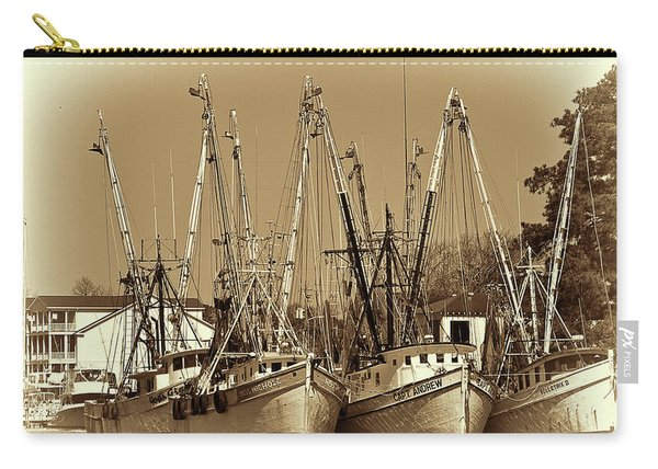 Georgetown Shrimpers Carry-all Pouch