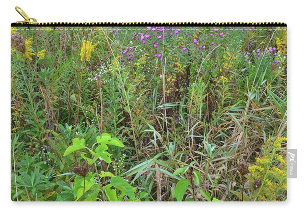 Glacial Park Native Prairie Carry-all Pouch