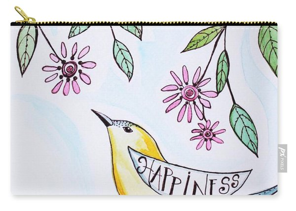 Happiness Carry-all Pouch
