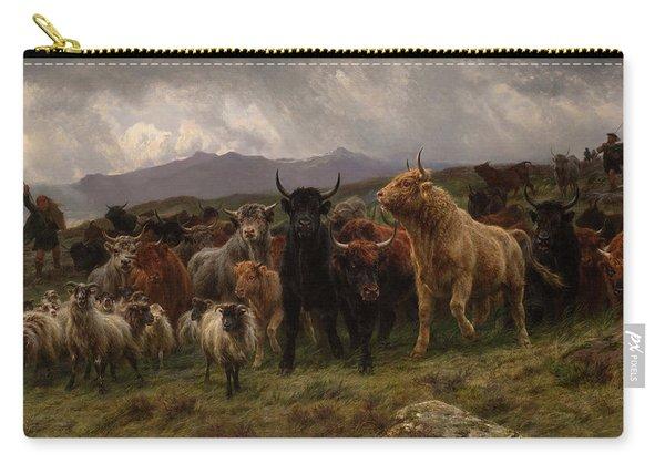 Highland Raid Carry-all Pouch