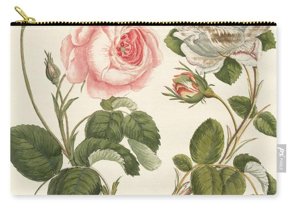 Kinds Of Roses Carry-all Pouch