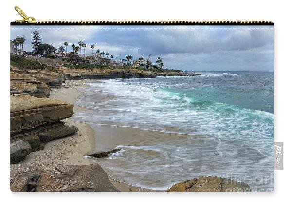 La Jolla Shores Carry-all Pouch