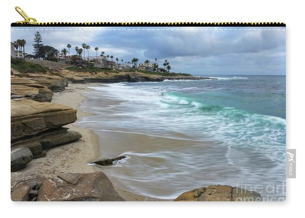 La Jolla Shores Carry-all Pouch